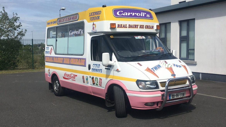 Ice Cream Surprise!